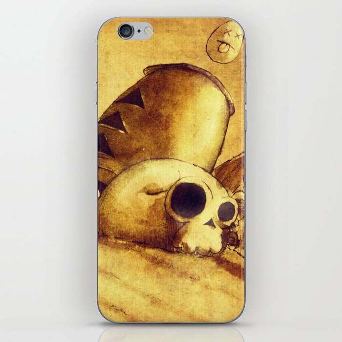 Cannuovi iPhone Skin