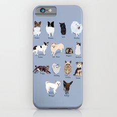 14 Dogs & Kitties iPhone 6s Slim Case