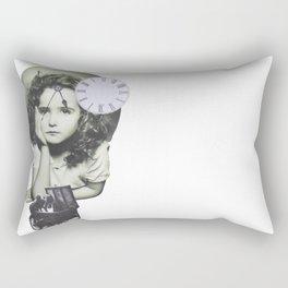 Nostalgía del futuro Rectangular Pillow
