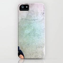 Velvet and Chains iPhone Case
