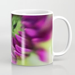 Dahlia Bud Coffee Mug