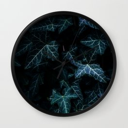 Imperial Ivy Wall Clock