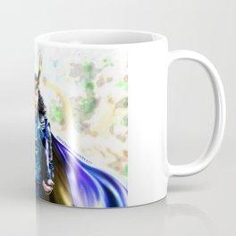 Loki - Ragnarok IV Blue Coffee Mug