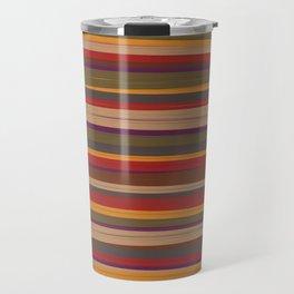 Fourth Doctor Scarf Travel Mug