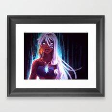 Kida Framed Art Print