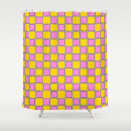 Chex Mix Shower Curtain