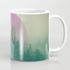 Orchid Vibes Forest Mug