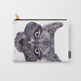 'Wolf' by Tameka Westerland.  Carry-All Pouch