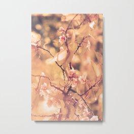 Spring Romantic Metal Print