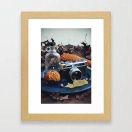 Still Life - Yashica Electro 35 Framed Art Print