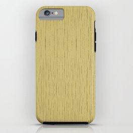 Dark Golden Wall iPhone Case