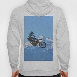Revelstoke Ride - MotoX Racing in British Columbia Hoody