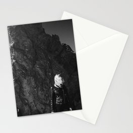 Volcanic View Stationery Cards