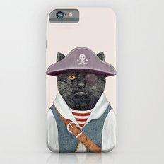 Pirate Cat Slim Case iPhone 6s