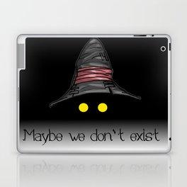 Maybe We Don't Exist - Vivi (Final Fantasy IX) Laptop & iPad Skin