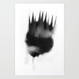 boy king Art Print