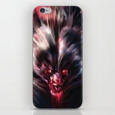 Beware the Werebear! iPhone & iPod Skin