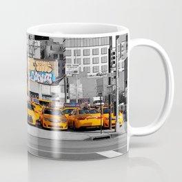 Taxi! - NYC series VI. -  Coffee Mug
