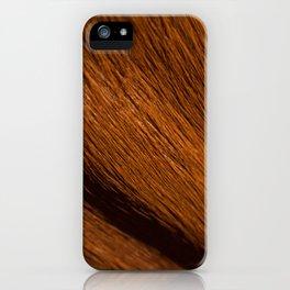 Safari Antilope Fur iPhone Case