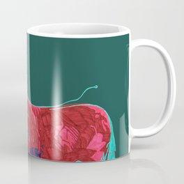 Electric Quagga Coffee Mug