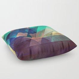 lytr vyk ryv Floor Pillow