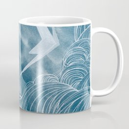 The wave in a bubble Coffee Mug