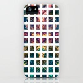 Square Repeat iPhone Case