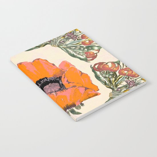 The Universal language of flowers Notebook
