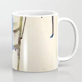 Egon Schiele - Chairs (new editing) Coffee Mug