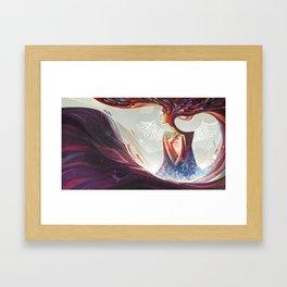 Flightless Framed Art Print