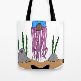 Peanut Butter, Meet Jelly! Tote Bag