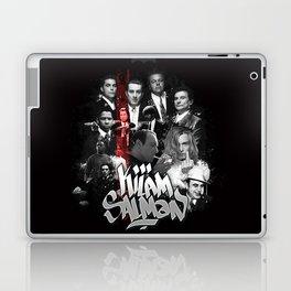 """Collection """"Le Sang par le sang"""" Laptop & iPad Skin"""