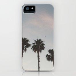 Vegas Palm Trees iPhone Case
