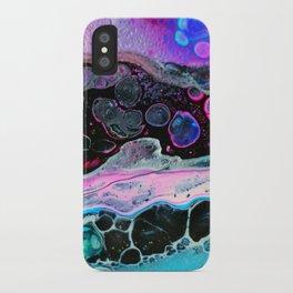 Octopus Spaceship iPhone Case