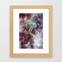 Ambitious Framed Art Print