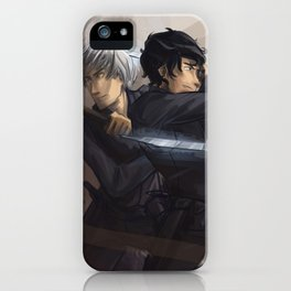 Parabatai - Jem&Will iPhone Case