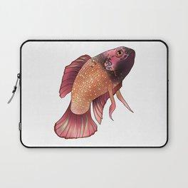 Betta Fish Smooth Laptop Sleeve