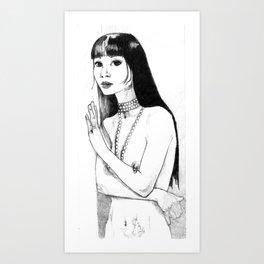 Vialle Art Print