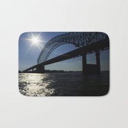 Memphis Bridge Bath Mat