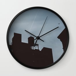 Chelsea Sunset Wall Clock