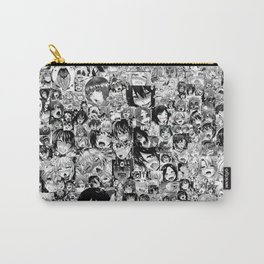 Ahegao hentai faces Carry-All Pouch