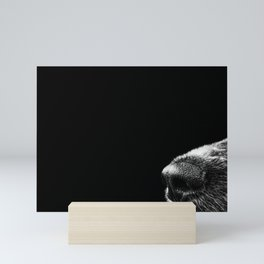 Sneaky Dog Mini Art Print