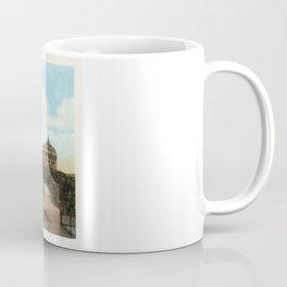 The King of Austin Coffee Mug