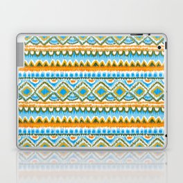 Desert Sunrise Ikat Laptop & iPad Skin