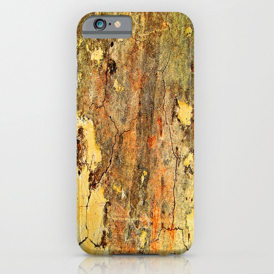 Cracked Wall iPhone & iPod Case
