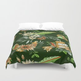 The Year 3000 Duvet Cover