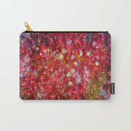 Red Moss Carry-All Pouch