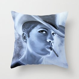 Ryan Phillipe Cowboy hat and a Fag Throw Pillow