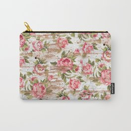 Eco Love Pattern Carry-All Pouch