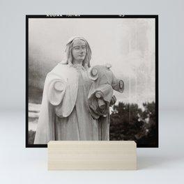 The Virgin Mother And Jesus Mini Art Print